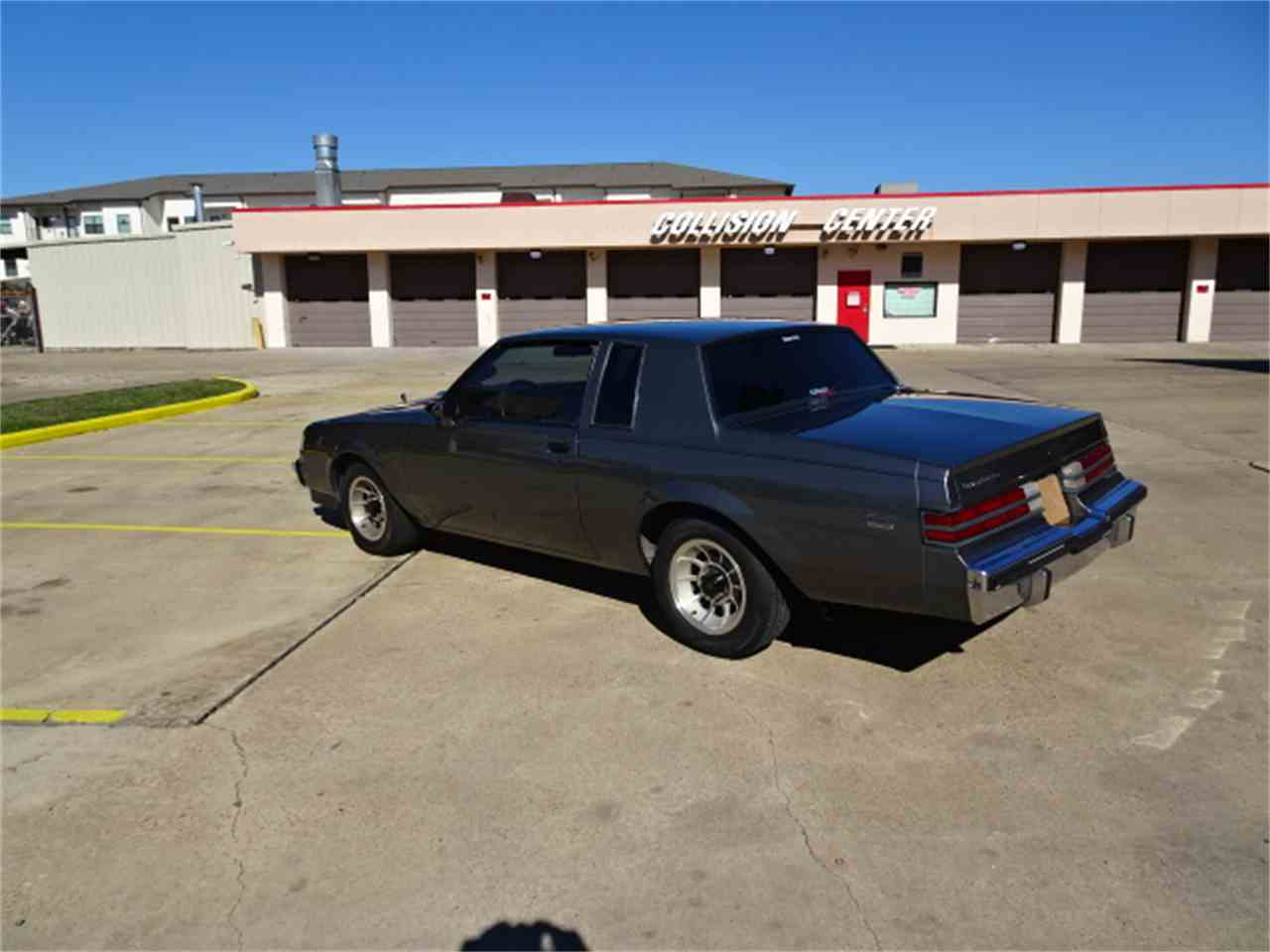 Large Picture of 1987 Buick Regal T Type - KALL