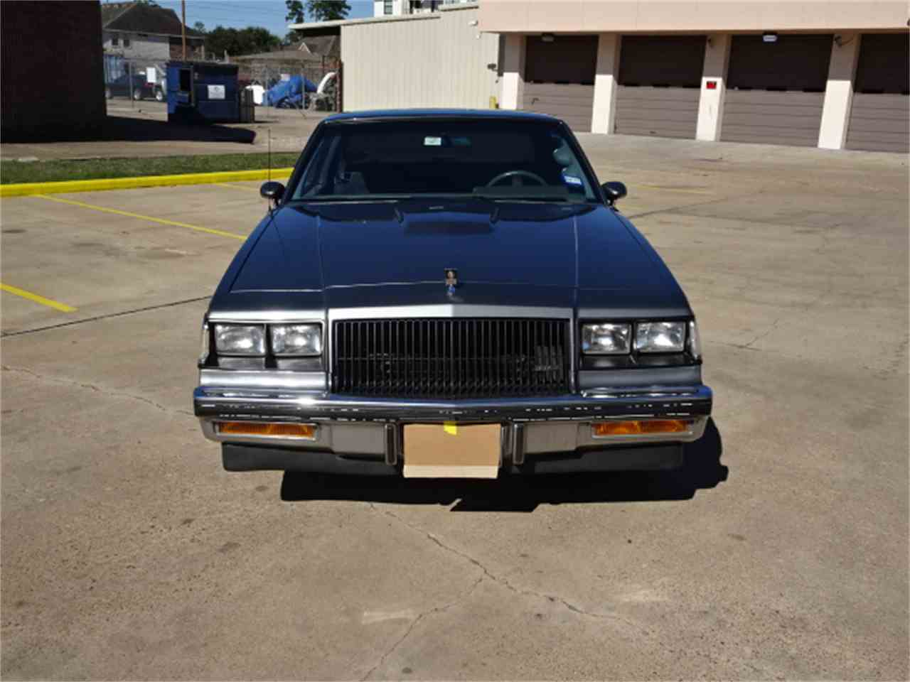 Large Picture of '87 Regal T Type located in Houston Texas - $24,500.00 - KALL