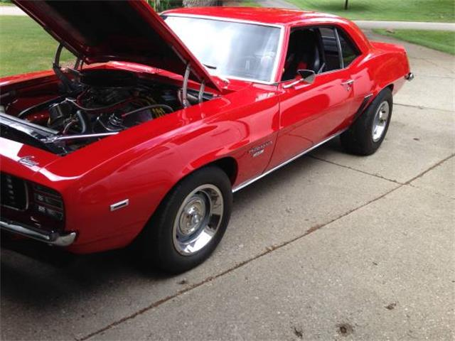 1969 Chevrolet Camaro RS | 946860