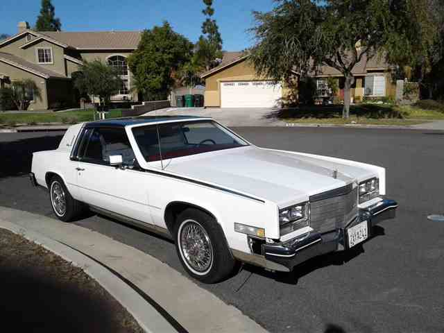 1984 Cadillac Eldorado Biarritz | 946866