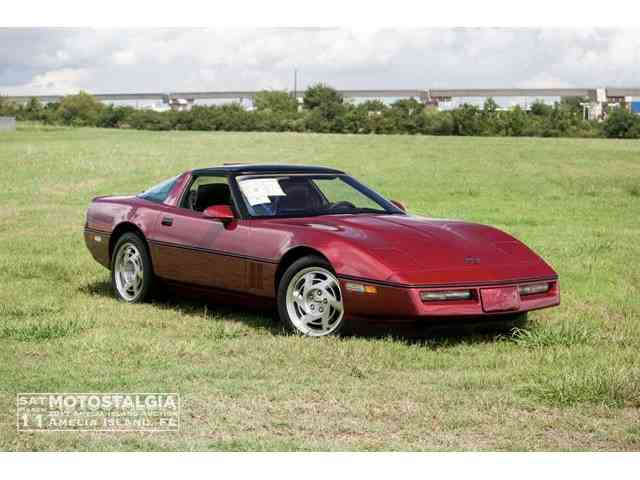 1990 Chevrolet Corvette ZR1 | 946871