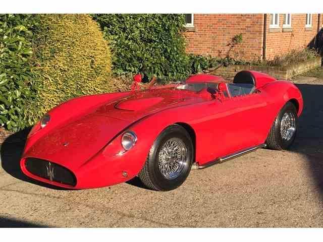 1958 Maserati 450S | 946876