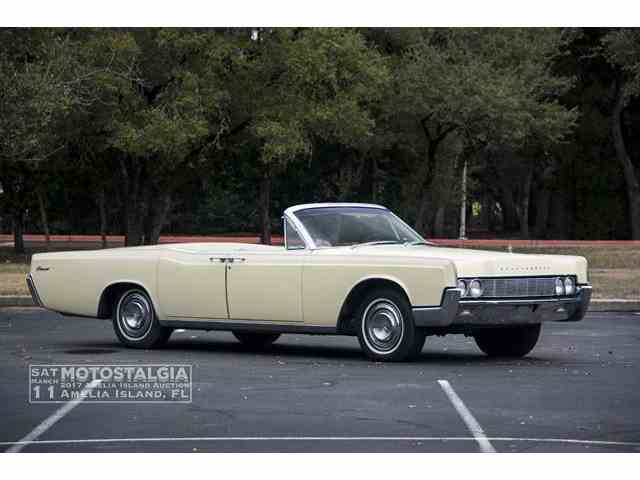 1967 Lincoln Continental | 946877