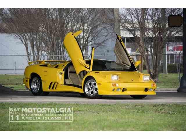 1997 Lamborghini Diablo | 946879