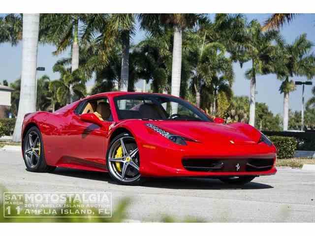 2012 Ferrari 458 | 946880