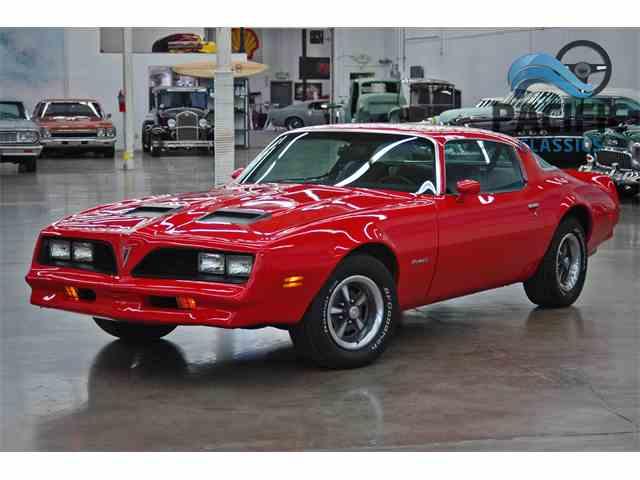 1978 Pontiac Firebird Formula | 946885