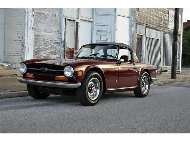 1971 Triumph TR6 | 946898
