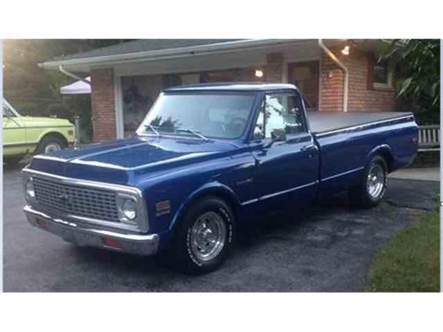 1972 Chevrolet C/K 20 | 946899