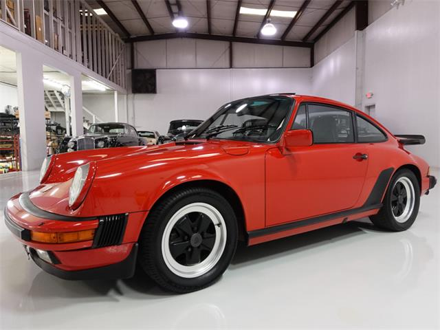1985 Porsche 911 Carrera   946900