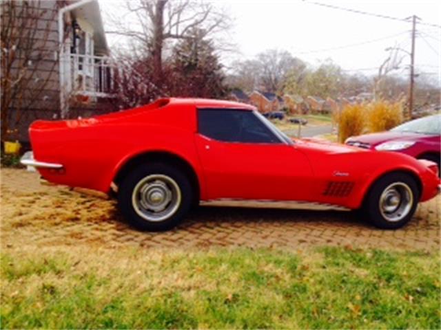 1970 Chevrolet Corvette | 946908