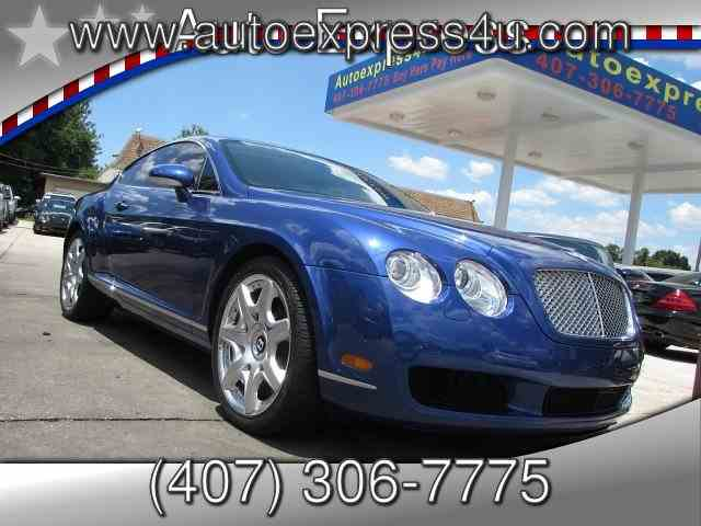 2007 Bentley Continental | 946909