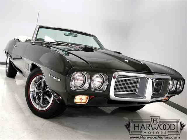 1969 Pontiac Firebird | 946918