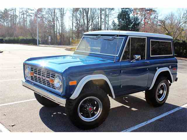 1976 Ford Bronco | 946920