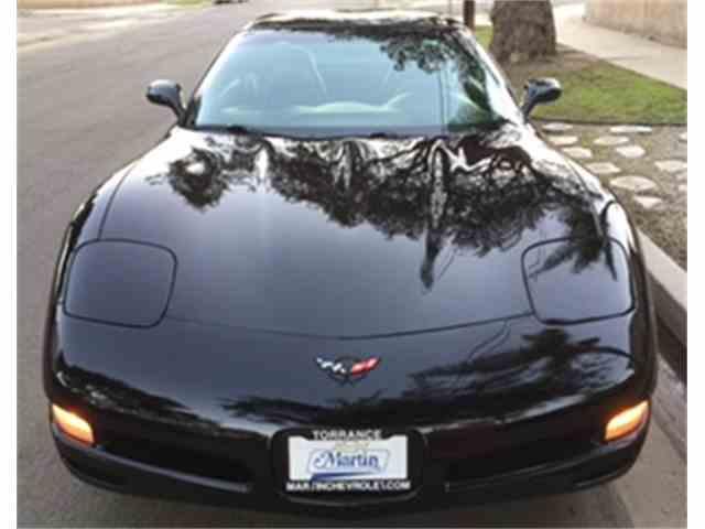 2004 Chevrolet Corvette | 946923
