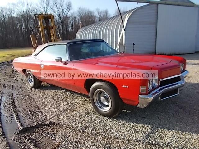 1972 Chevrolet Impala   946924
