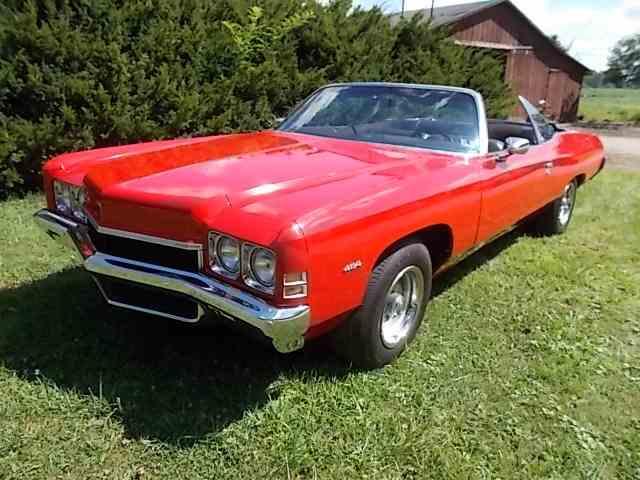 1972 Chevrolet Impala | 946924