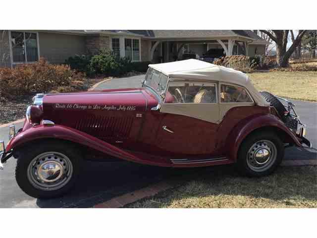 1952 MG TD | 946933