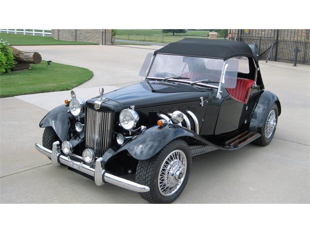 1952 MG TD | 946934