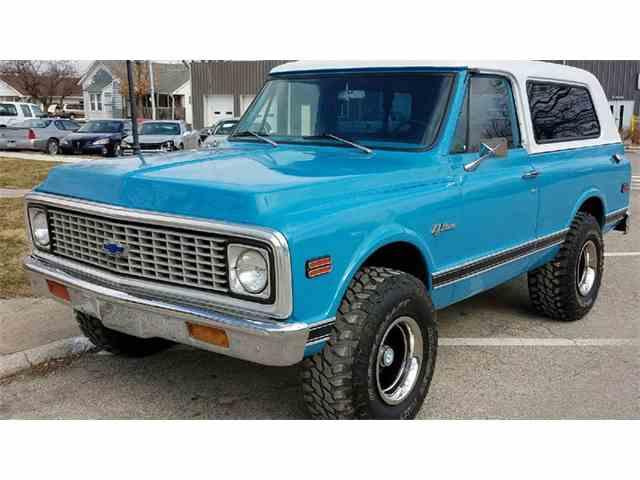 1971 Chevrolet Blazer | 946939