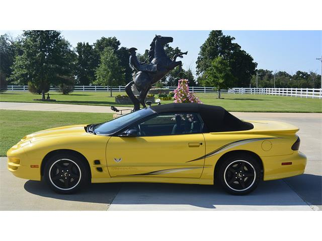 2002 Pontiac Firebird Trans Am | 946940