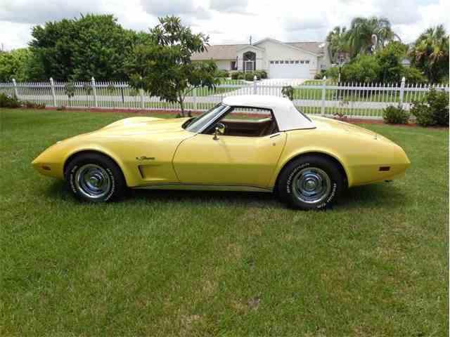 1974 Chevrolet Corvette | 946942