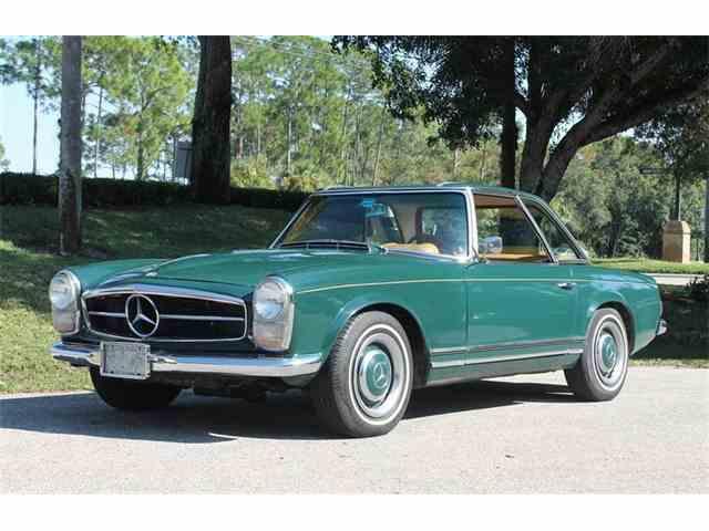 1967 Mercedes-Benz 250SL | 946948