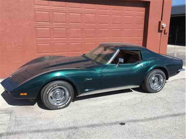 1973 Chevrolet Corvette | 946950