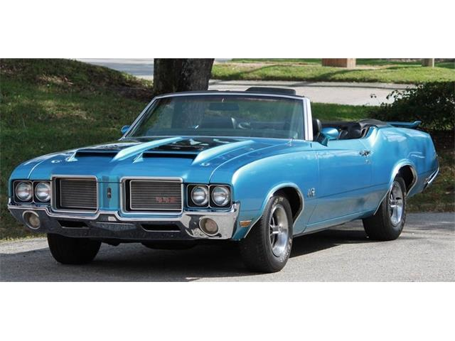 1972 Oldsmobile Cutlass | 946955