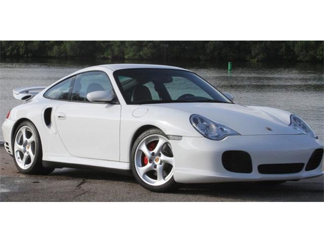 2002 Porsche 911 Turbo   946956