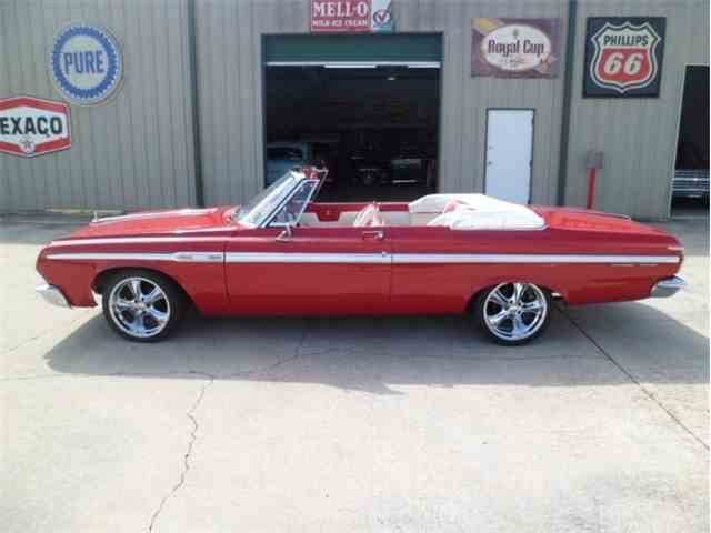 1964 Plymouth Fury   940696