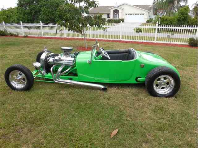 1927 Ford Open Touring Streetrod | 946963