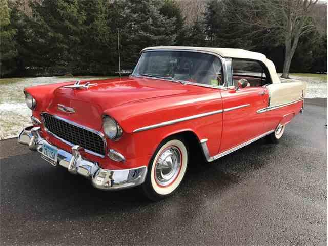 1955 Chevrolet Bel Air   946965