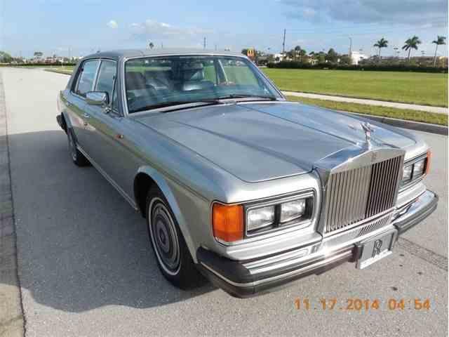1988 Rolls-Royce Silver Spur | 946966