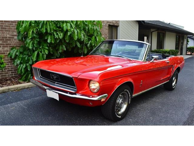 1968 Ford Mustang | 946967