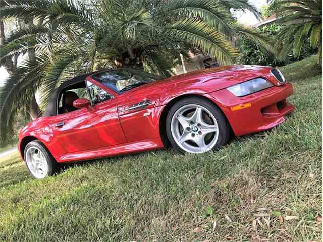 2000 BMW M Coupe | 946975
