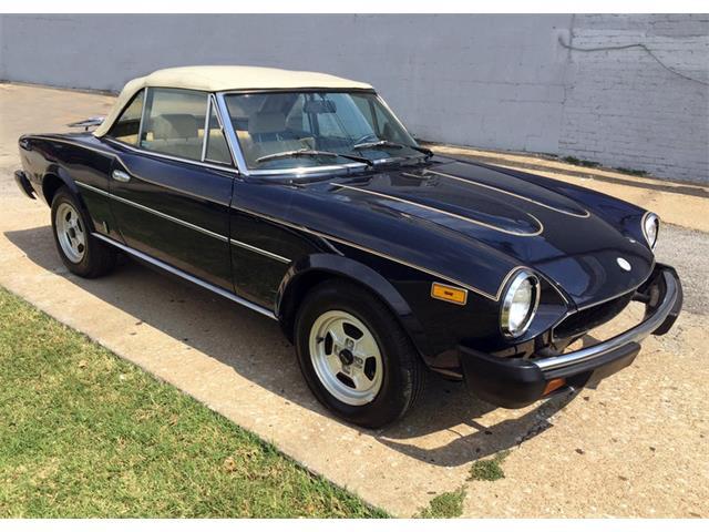 1981 Fiat 124 | 946979
