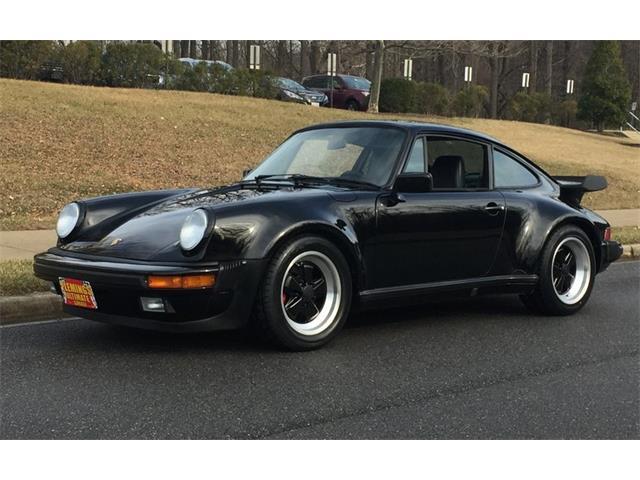 1987 Porsche 911 Turbo | 940698
