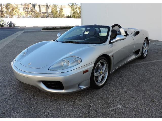 2004 Ferrari 360 | 946980