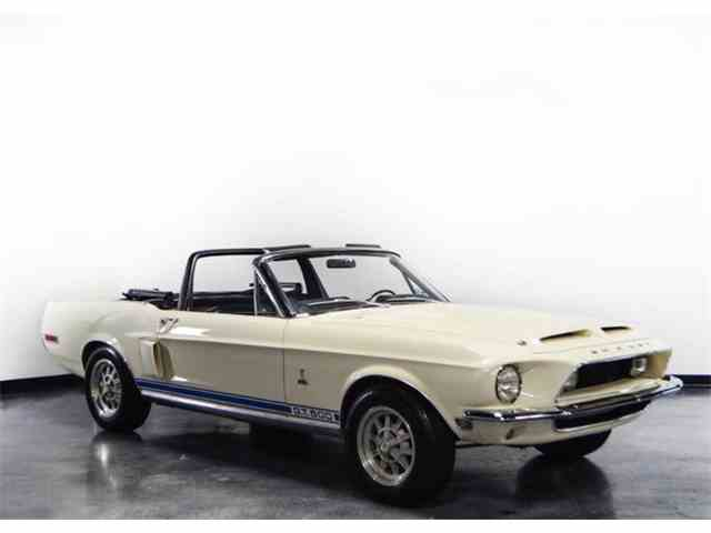 1968 Shelby GT500 | 946987