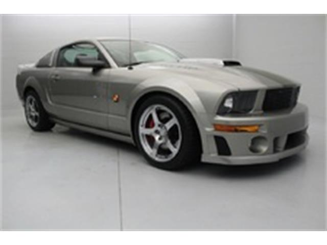 2008 Ford Roush P51A Mustang | 940070