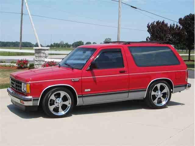 1990 Chevrolet S10 Blazer | 947014
