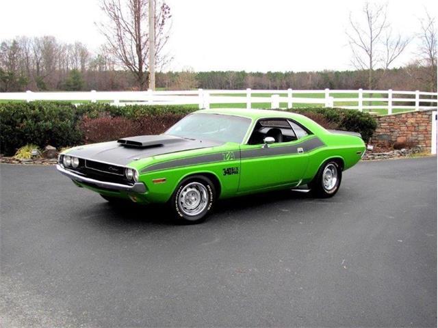 1970 Dodge Challenger T/A | 947021