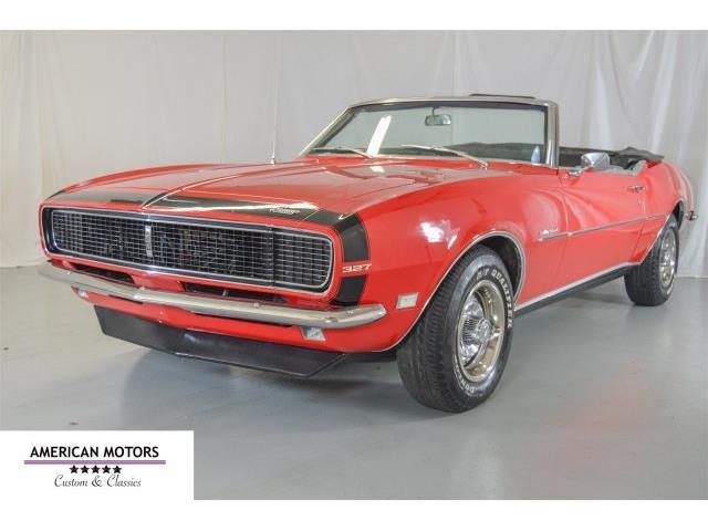 1968 Chevrolet Camaro | 947023