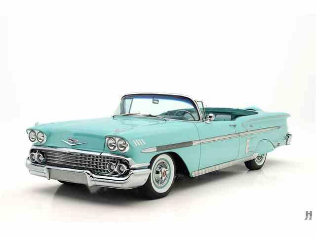 1958 Chevrolet Impala   947042