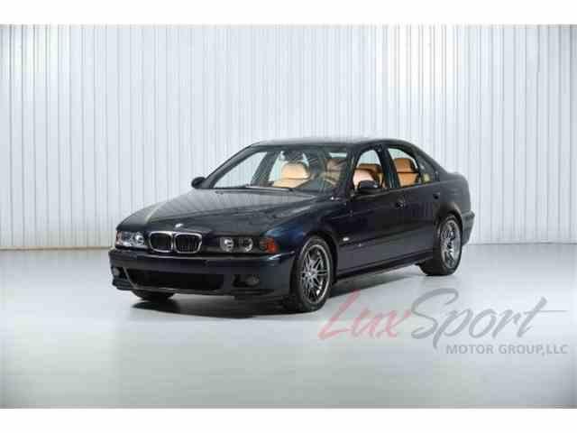 2002 BMW M5 | 947049