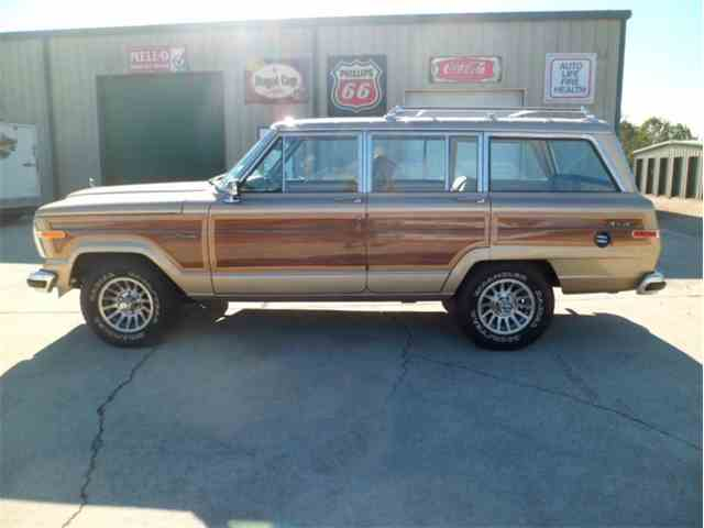 1990 Jeep Grand Wagoneer Woody Wagon 4x4 | 940707