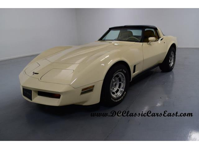 1980 Chevrolet Corvette   947092