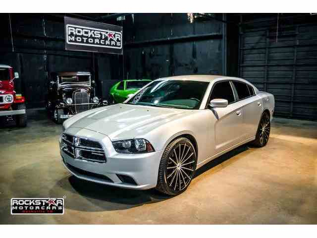 2012 Dodge Charger | 947104