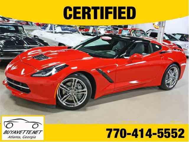 2016 Chevrolet Corvette | 947128