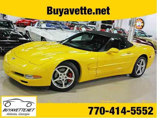 2003 Chevrolet Corvette | 947130